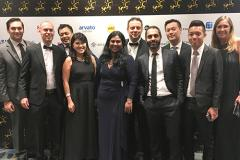 randstad recognised at ACES awards and hr vendors of the year 2016.