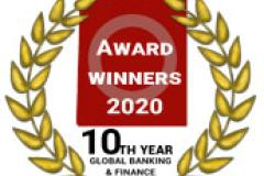Global Banking & Finance Awards 2020 winners