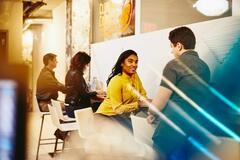 working at startup vs big company