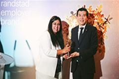 2018 most attractive employer – first runner-up: singapore airlines.