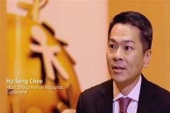 behind-the-scenes with capitaLand - employer branding interview